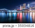 サンフランシスコの夜景 35034816