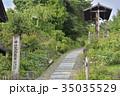 馬籠宿 高札場 中山道の写真 35035529
