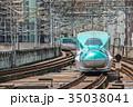 新幹線 東北新幹線 はやぶさの写真 35038041
