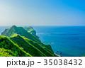 積丹 神威岬 風景の写真 35038432