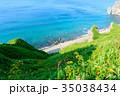 北海道 積丹 晴れの写真 35038434