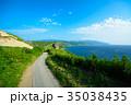 北海道 積丹 晴れの写真 35038435