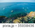 北海道 積丹 晴れの写真 35038436