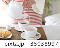 紅茶を出す 35038997