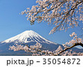 富士山 春 花の写真 35054872