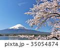 富士山 春 花の写真 35054874
