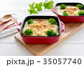 グラタン 洋食 マカロニグラタンの写真 35057740