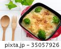 グラタン 洋食 マカロニグラタンの写真 35057926
