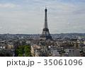 エッフェル塔 パリ 35061096