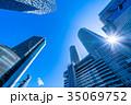 《愛知県》名古屋駅・都市風景 35069752