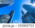 《愛知県》名古屋駅・都市風景 35069753