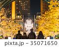 《東京都》恵比寿ガーデンプレイス・イルミネーション 35071650