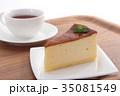 チーズケーキ 35081549