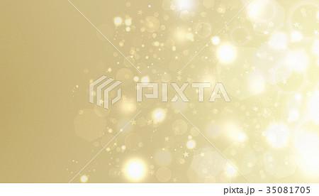 背景素材 キラキラ 35081705