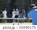 テニススクール 35090175