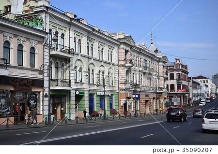 ウラジオストク・アレウーツカヤ通り 35090207