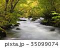 秋 川 渓流の写真 35099074