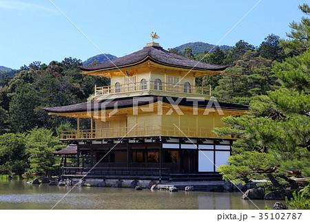 金閣寺 35102787