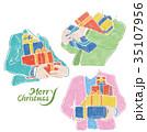 クリスマス xマス xマスのイラスト 35107956