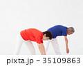 アクティブシニア老夫婦 健康 35109863