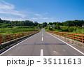 北海道 富良野 晴れの写真 35111613