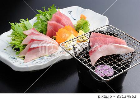 炙りブリ 海鮮料理 35124862