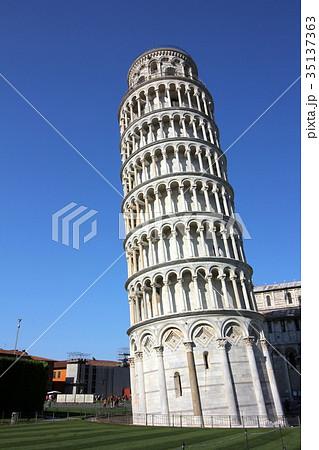 ピサの斜塔 イタリア ピサ 35137363