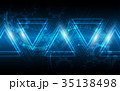 Abstract technology background 35138498