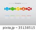 Infographics design vector illustration 35138515