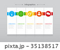 Infographics design vector illustration 35138517