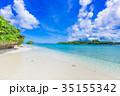 石垣島 海 ビーチの写真 35155342