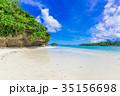 石垣島 海 ビーチの写真 35156698