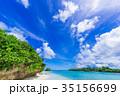 石垣島 海 ビーチの写真 35156699