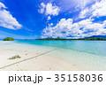 石垣島 海 ビーチの写真 35158036
