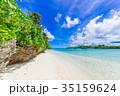 石垣島 海 ビーチの写真 35159624