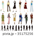 女性のファッション 35175256