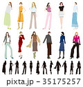 女性のファッション 35175257