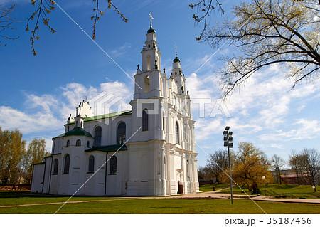 Saint Sophia Cathedral church. Polotsk city 35187466