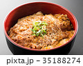 カツ丼 カツ ご飯の写真 35188274