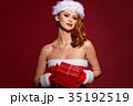女 女の人 女性の写真 35192519