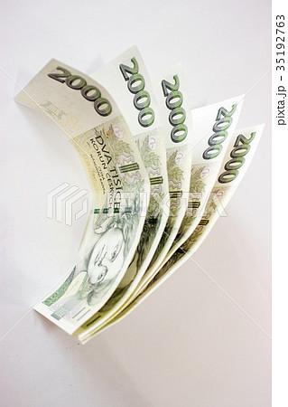 Czech banknotes (1)の写真素材 [35192763] - PIXTA