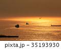 長崎 夕暮れ 夕景の写真 35193930