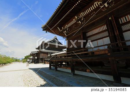 高田本山専修寺の国宝・御影堂と如来堂 35194085