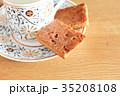 アーモンドフロランタンとコーヒーカップ 35208108