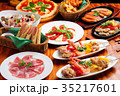 洋食 料理集合 35217601