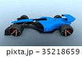 レーシングカー 乗り物 車のイラスト 35218659