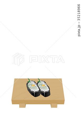 寿司いろいろしらす軍艦 35218966