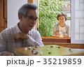 할아버지,할머니,노부부 35219859
