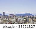 福岡の街並み 35221327