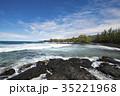 ミロリイビーチ 海 海岸の写真 35221968